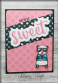 Hello Sweet - Stamp Set